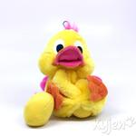 View Image 4 of Egg Babies Dog Toy - Delta the Duck