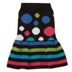 View Image 1 of Electric Knit Dog Sweater Dress