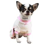 View Image 2 of Elephant Dog Pajamas - Pink