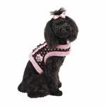 View Image 3 of Elfish Dog Harness by Pinkaholic - Pink