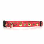 View Image 1 of Holiday Monkey Business Dog Collar - Tiff