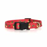 View Image 2 of Holiday Monkey Business Dog Collar - Tiff
