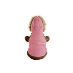 View Image 1 of Everest Dog Coat - Pink
