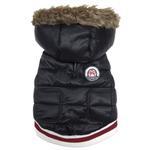 Expedition Parka Dog Coat - Black