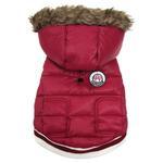 Expedition Parka Dog Coat - Red