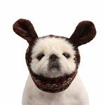 View Image 1 of Express Dog Snood by Puppia - Brown