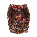 View Image 2 of Express Dog Snood by Puppia - Brown