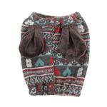 View Image 2 of Express Dog Snood by Puppia - Gray
