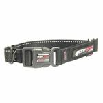 View Image 2 of EzyDog Checkmate Limited-Slip Dog Collar - Black