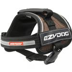 View Image 2 of EzyDog Convert Dog Harness - Gold