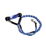 View Image 1 of EzyDog Cujo Shock Absorbing Dog Leash - Blue Camo