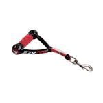 EzyDog Mongrel Dog Leash - Red