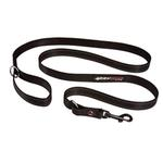 View Image 1 of EzyDog Vario 4 Multifunctional Dog Leash - Black