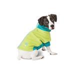View Image 1 of Fido Fleece Limey Bones Dog Coat