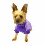 View Image 2 of Fido Fleece Randomness Dog Coat