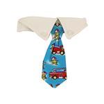 View Image 2 of Fireman Dog Tie Gift Set
