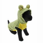 View Image 1 of Fleece Frog Dog Hoodie