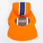View Image 2 of Football Dog Sweatshirt by Dogo