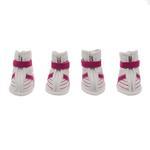 View Image 1 of FouFou Sidekicks Dog Shoes - Pink