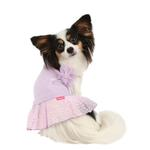 View Image 4 of Foxy Dog Dress by Pinkaholic - Violet