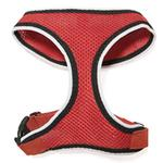 View Image 2 of Freedom Sport Dog Harness by Gooby - Red/Black