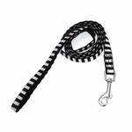 View Image 1 of Frontier Dog Leash by Puppia - Black