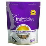 Fruitables Dog Treats - Pumpkin & Blueberry