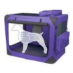 View Image 2 of Generation Soft Dog Crates - Lavender