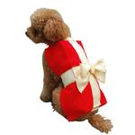 View Image 3 of Gift Box Christmas Dog Costume