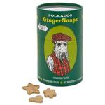 View Image 1 of Ginger Snaps Dog Treats by Polka Dog Bakery - Green Twist Me Can