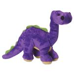 View Image 2 of GoDog Dino Bruto with Chew Guard Dog Toy