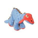 View Image 1 of GoDog Dinosaurs Chew Guards - Blue Stegosaurus