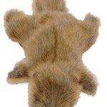 View Image 3 of GoDog Roadkill Dog Toy - Otter