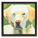 View Image 1 of Golden Lab Oil Painting