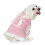 View Image 2 of Gossip Pooch Sweater Dress by Dogo