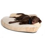 View Image 1 of Great Paw Comfort Corner Dog Bed