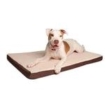 View Image 1 of Great Paw Comfort Crate Memory Foam Dog Bed
