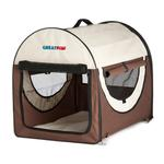 View Image 1 of Great Paw Habitat Pet Crate and Carrier