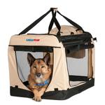 View Image 3 of Great Paw Lodge Soft Dog Crate