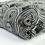 View Image 3 of Greenwich Signature Pillow Dog Bed - Black & White
