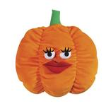 View Image 1 of Grriggles Ghoulie Grunters for Large Dogs - Pumpkin