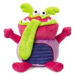 Grriggles Grunting Buglies Dog Toy - Pink