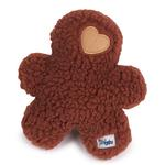 View Image 1 of Grriggles Yukon Berber Boys Dog Toy - Chocolate