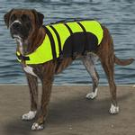 Guardian Gear Aquatic Pet Life Vest Preserver - Yellow