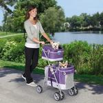 View Image 1 of Guardian Gear Double Decker Pet Stroller