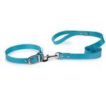 View Image 2 of Guardian Gear Waterproof Dog Collar - Bluebird