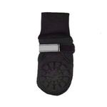 View Image 2 of Guardian Gear Weatherized Fleece Dog Boots - Black