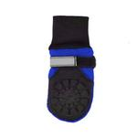 View Image 2 of Guardian Gear Weatherized Fleece Dog Boots - Blue