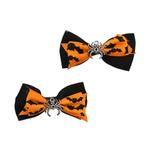 Halloween Spider Dog Hair Bows by Rubies