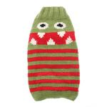 View Image 1 of Handmade Little Monster Wool Dog Sweater